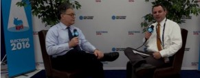 Sen. Al Franken convention interview