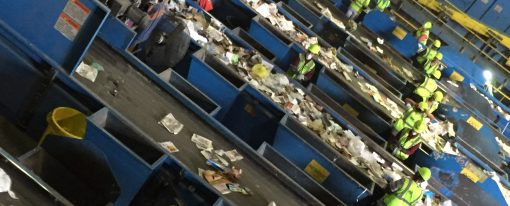 The trouble with recycling may be you